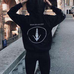 Hoodie By Shape by Solveig #BodyMindShape